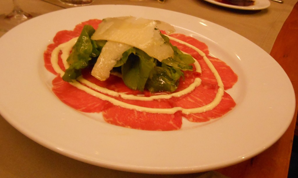 Beef Carpaccio Recipes — Dishmaps