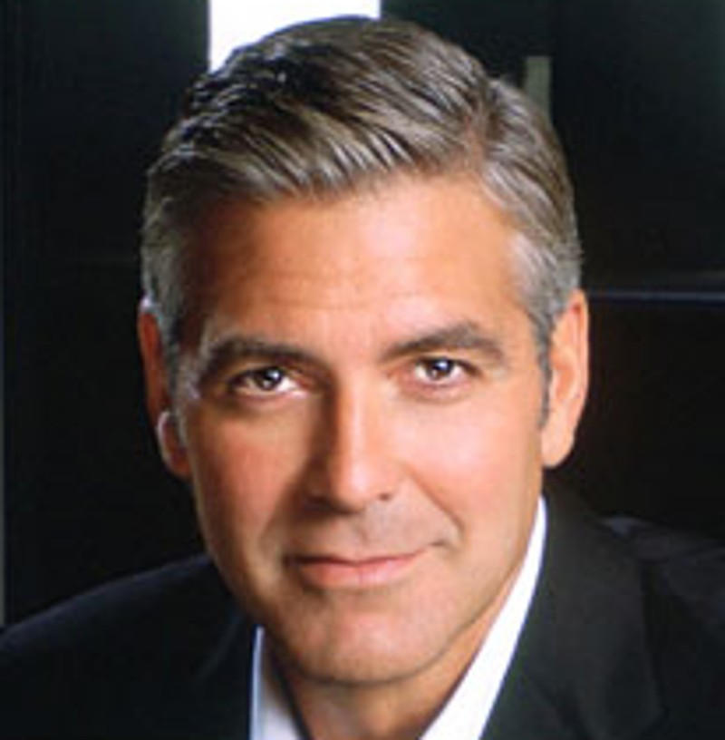 George Clooney Male Cosmetic Surgery Botox Nose Job| Hollywood Celebrity Movie Actor Film TV Star | Belvedere Clinic
