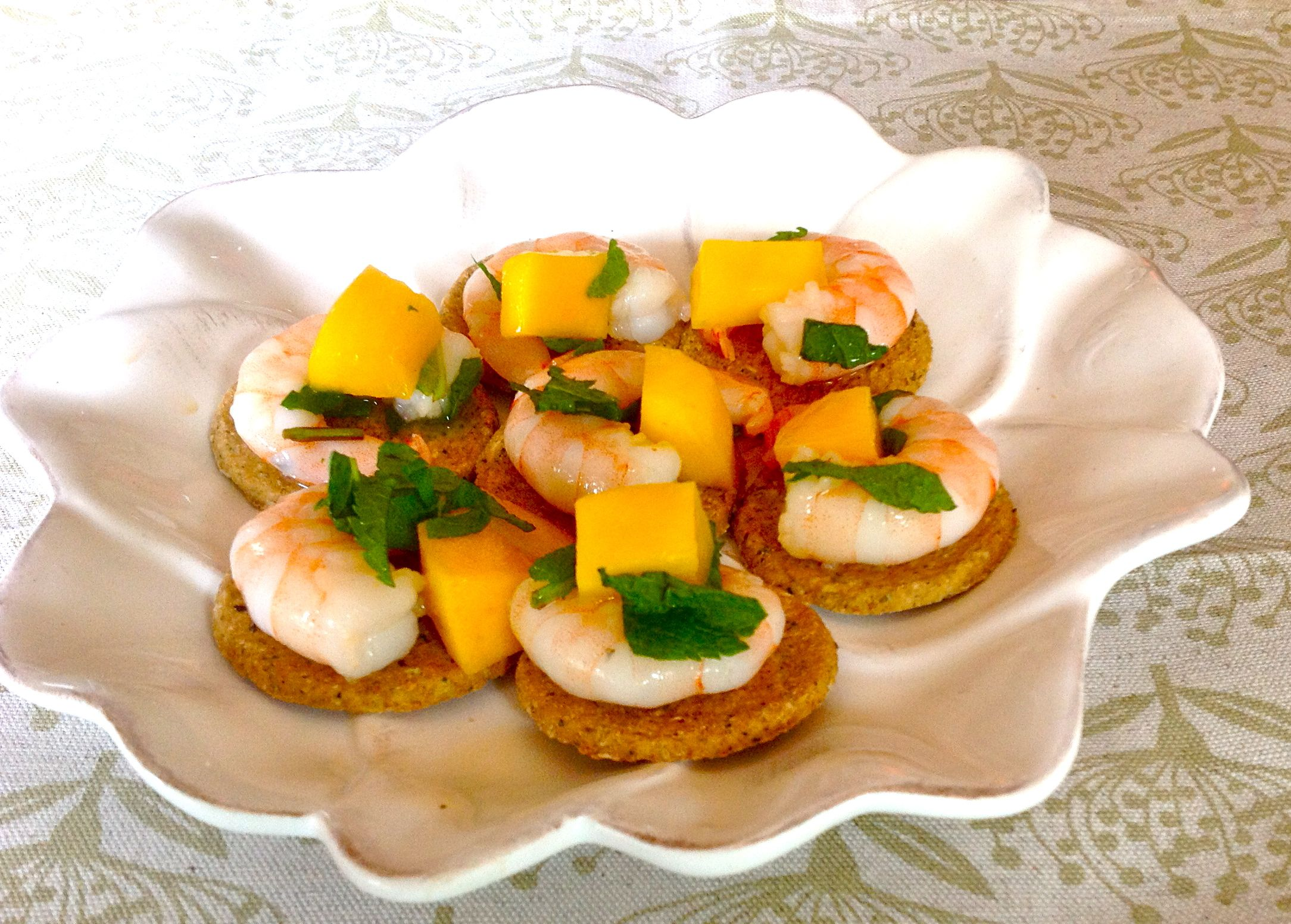Recipes really easy ideas for canapes eating covent garden for Simple canape appetizer